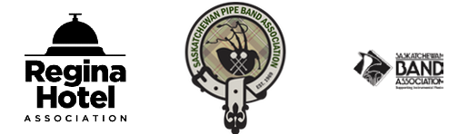 Saskatchewan Highland Gathering Logos